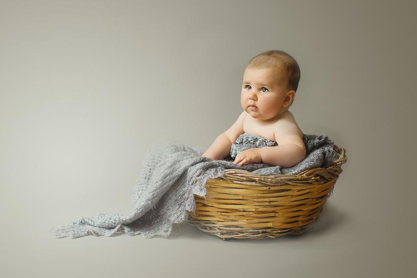 Famoso Ritratto Baby B. - book fotografico bambini | servizi fotografici  CO22